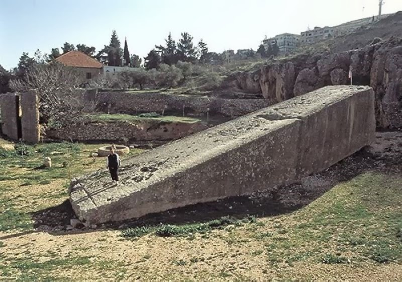 Largest Stone Blocks On Earth : The largest blocks of stone ever discovered