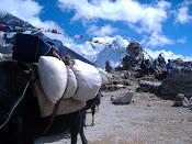 Ama Dablan. (Val de Khumbu. Nepal)