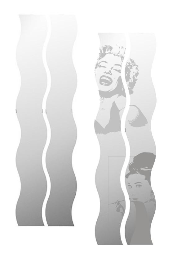 Art graph blog decorare uno specchio ikea for Ikea specchi adesivi