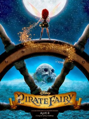 Tinker Bell Và Hải Tặc Tiên - The Pirate Fairy 2014