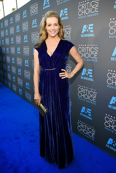 Kimberly Quinn 2015 Critics Choice Movie Awards