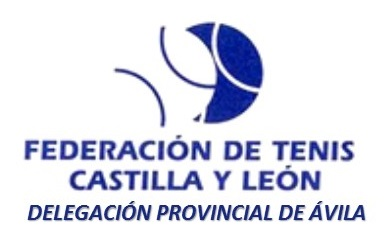 Delegacion Tenis Avila