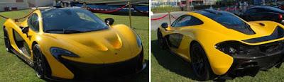 Mantap, Jutawan dari Dubai ini Memiliki Banyak Mobil Mewah