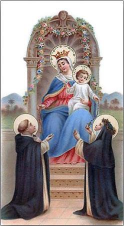 Para servir a Cristo Nuestro Señor y a su Santísima Madre