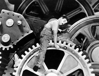 Capitalismo, Charlie Chaplin, Tempos Modernos