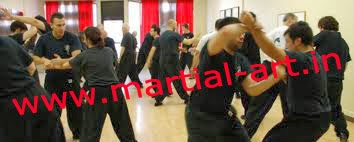 Martial arts training center