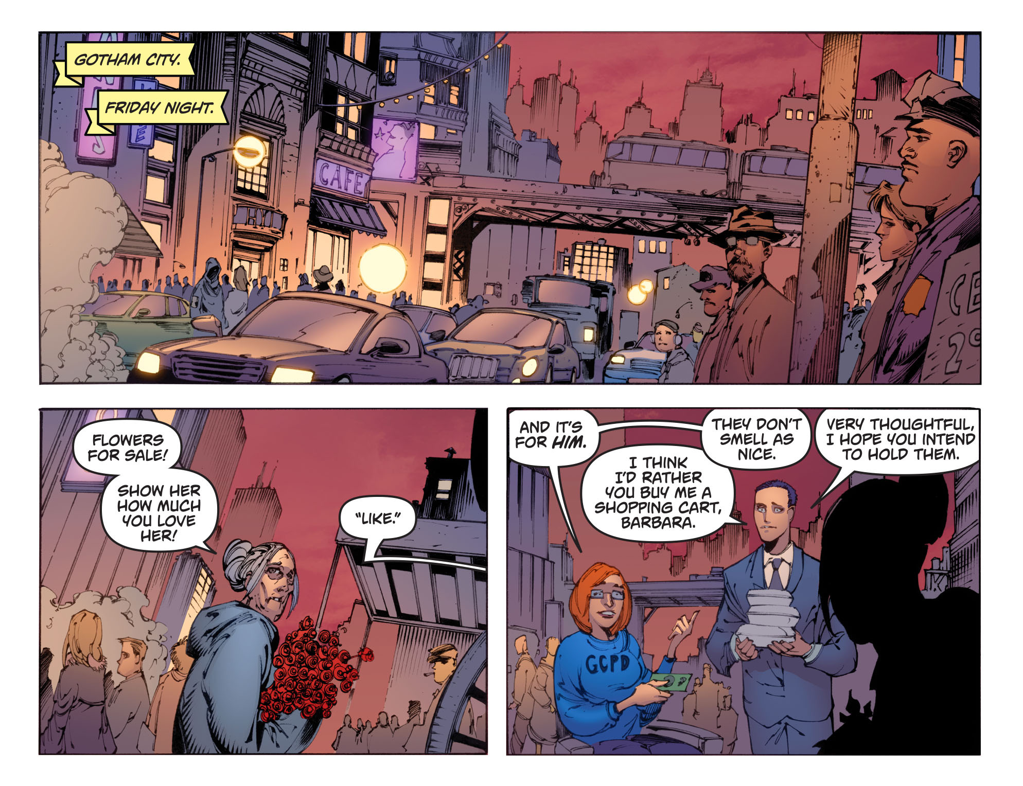 Batman: Arkham Knight [I] Issue #29 #31 - English 3