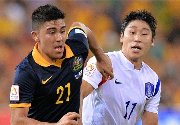 Prediksi Final AFC : Australia vs Koresel