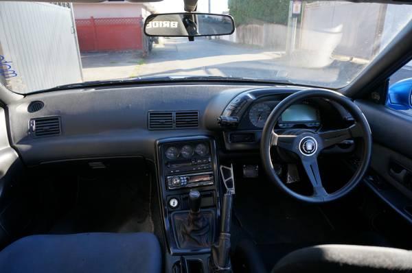 1990 Nissan Skyline R32 Gtr Auto Restorationice