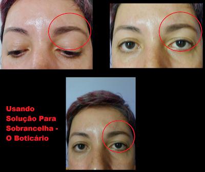 solução sobrancelhas boticario