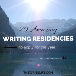 20 Amazing Writing Residencies You Should Apply for This Year