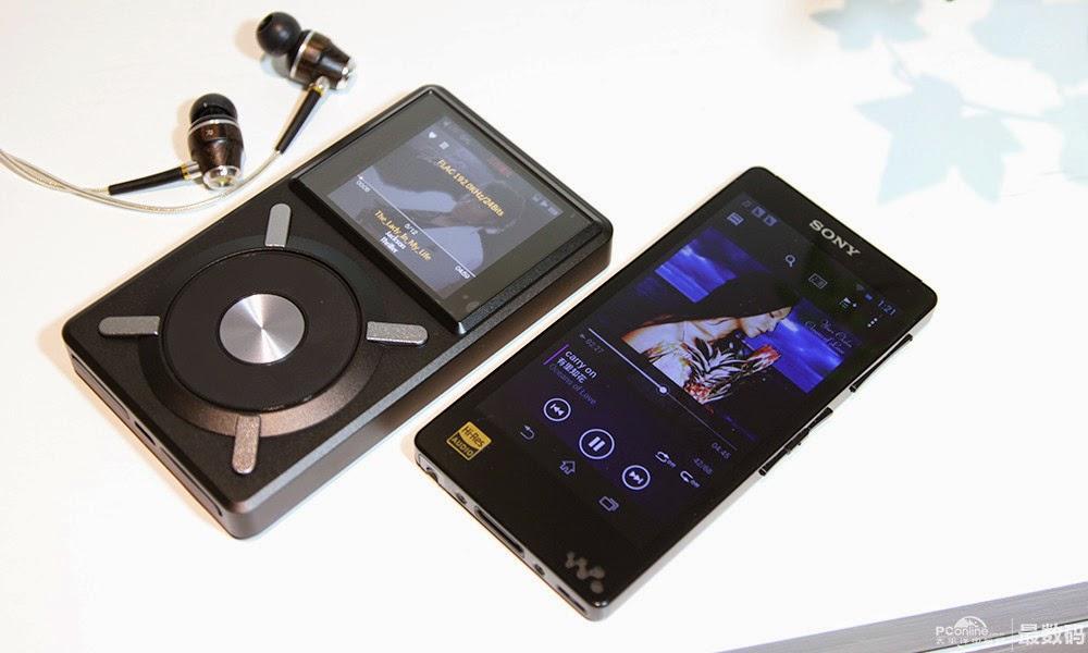 Fiio X5 và Sony