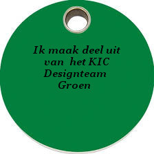 Badge designteam Groen