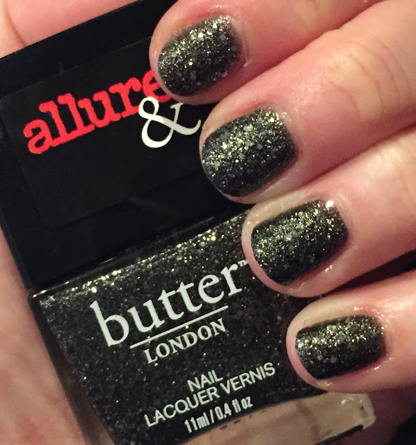 butter LONDON, Allure & butter LONDON Disco Nap, Allure & butter LONDON Arm Candy Collection, nails, nail polish, nail lacquer, nail varnish, manicure, #ManiMonday