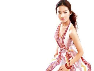 Crystal Liu Yi Fei (劉亦菲) Wallpaper HD 15