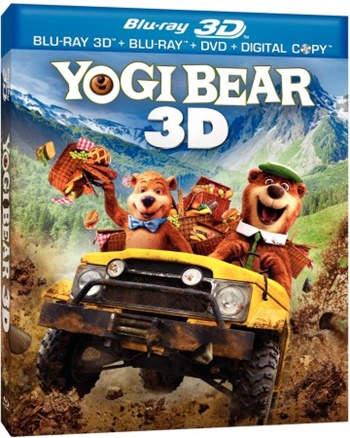 Yogi Bear (2010) 3D Latino