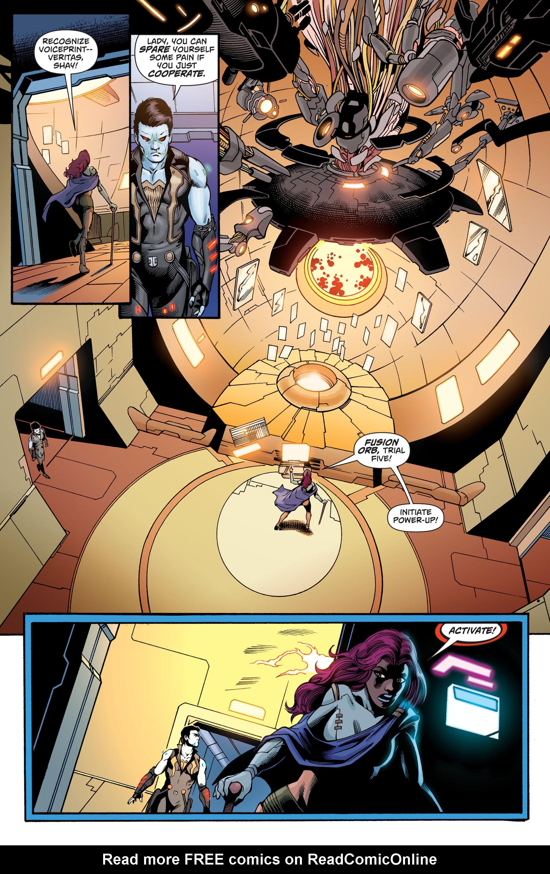 Supergirl (2011) Issue #27 #29 - English 14