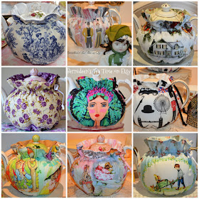 Tea Cozies for Sale!