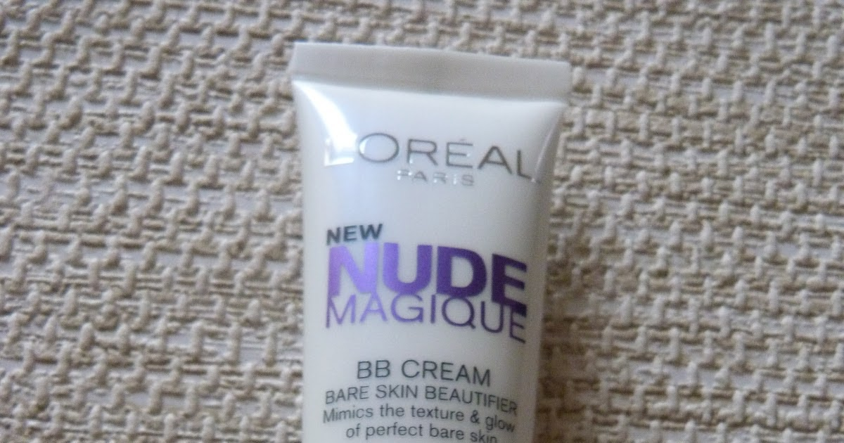 Loreal Nude Magique BB Cream In Fair Review Swatches And