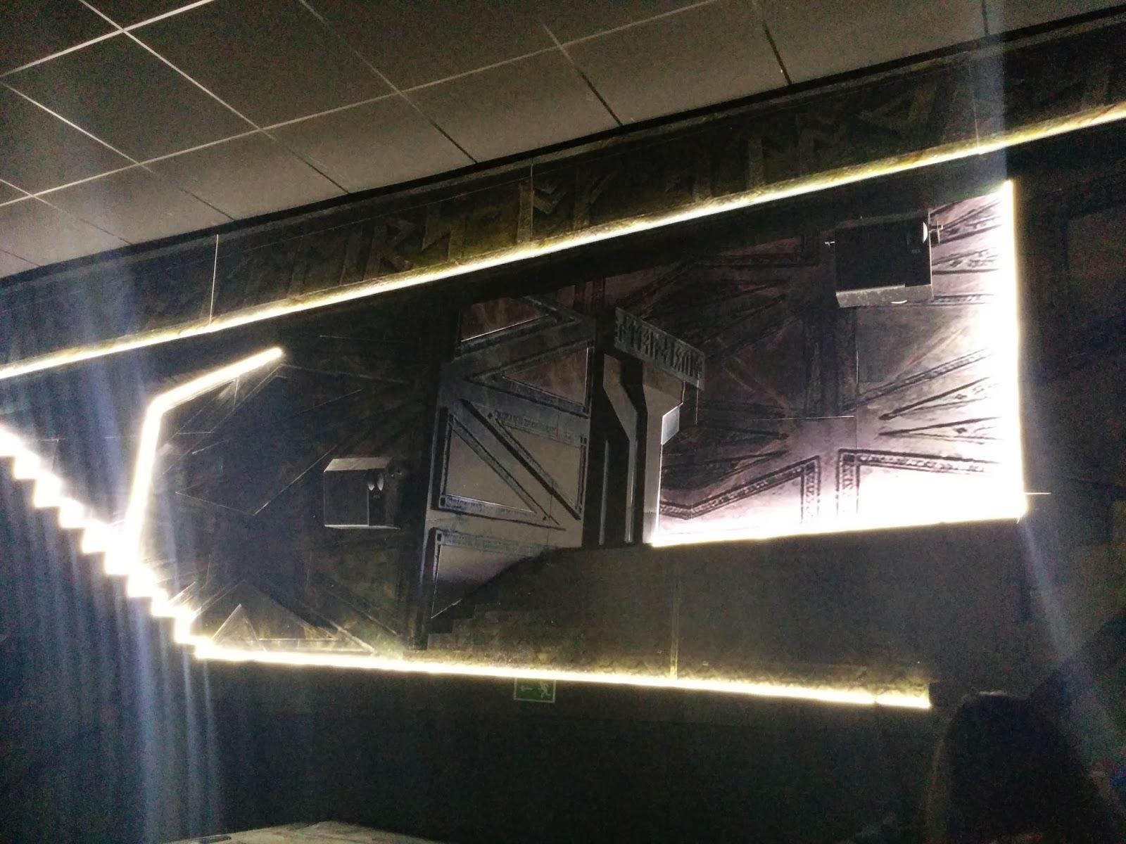 La sala del hobbit en kin polis madrid conmimochilacuestas for Sala 8 kinepolis
