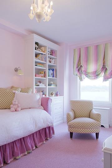 Little Girls Room Purple