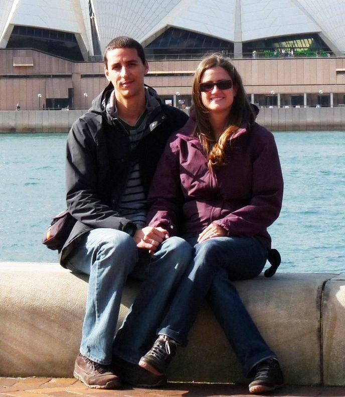 Pablo y Elena, vuelta al mundo, round the world, La Aventura de Pablo y Elena