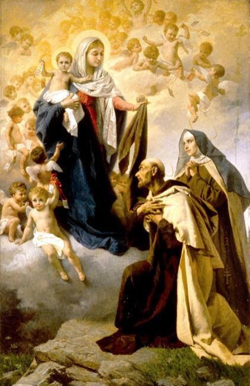Santoral Carmelitano