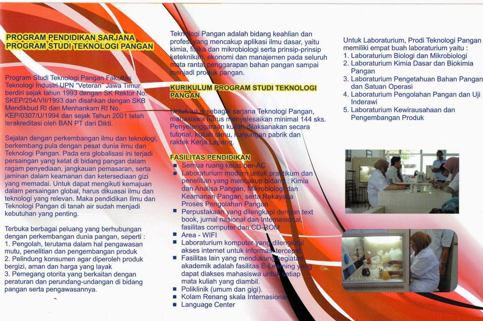 Teknologi Pangan Sunarto S Kom