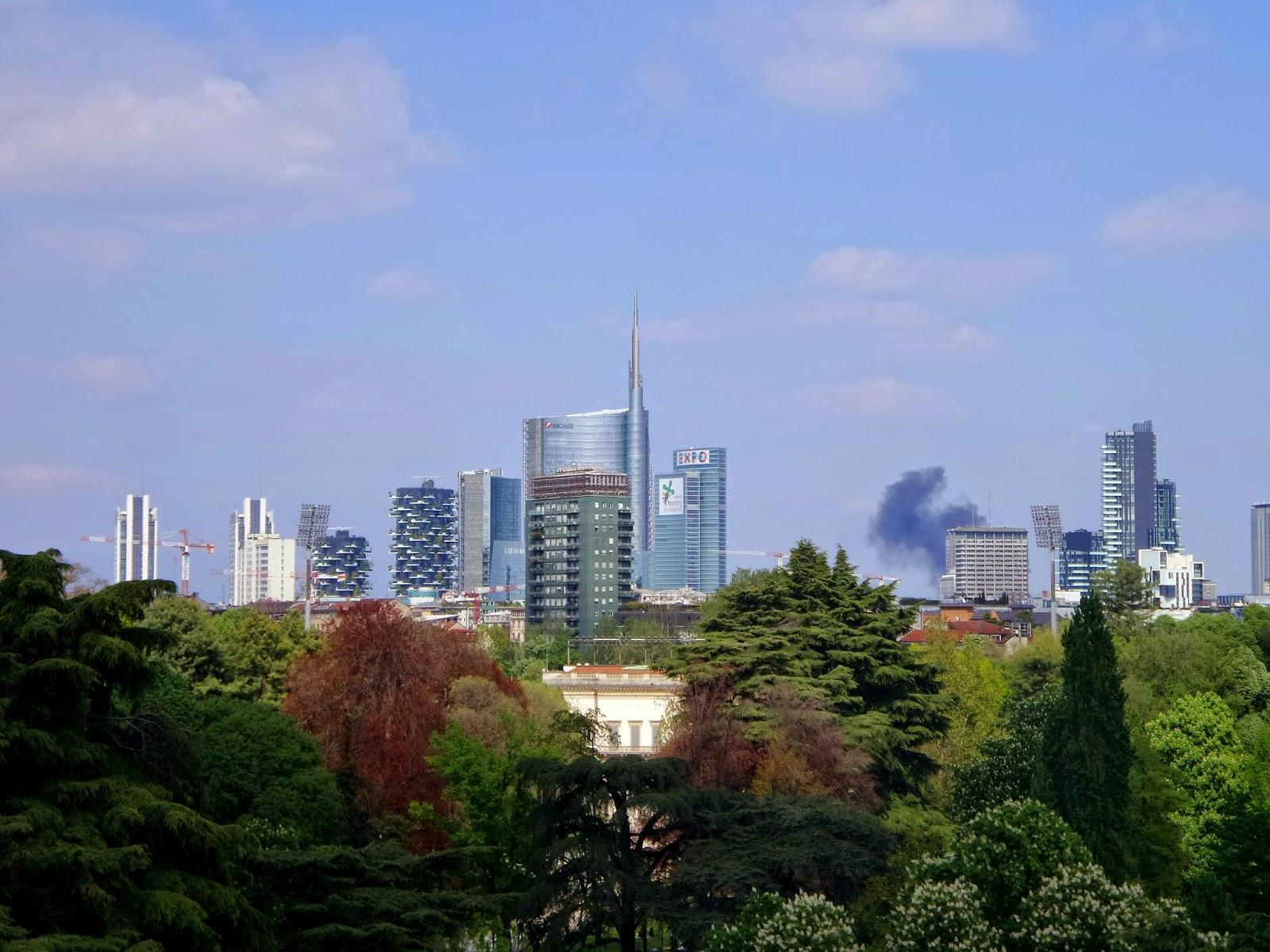 Terrazza Triennale - Osteria con Vista - Milano