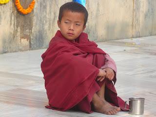 Reisen Indien Bodhgaya