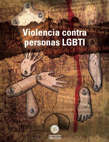 CONOCE: Informe sobre violencia contra personas LGBTI en las Américas.