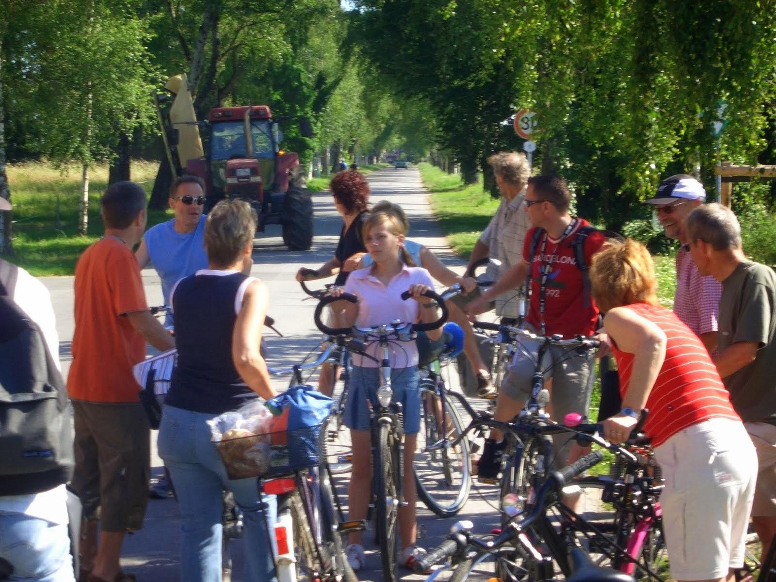 2005 Fahrradtour Lauftreff