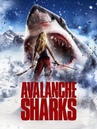 Avalanche Sharks (2013)
