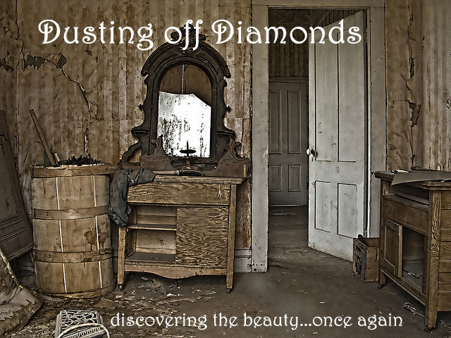 Dusting off Diamonds