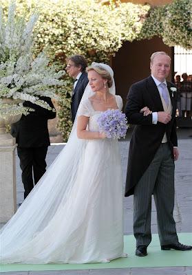 Carolina de Borbón boda