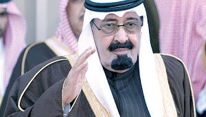 خادم الحرمين الشرفين الملك عبدالله بن عبدالعزيز رحمه الله