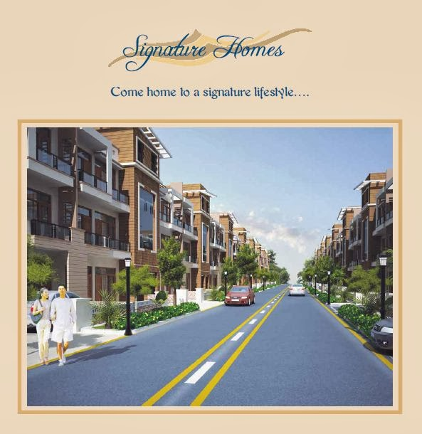 Signature Homes (Independent Floors) Sector 100 Book 9023407035