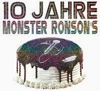 10 JAHRE MONSTER RONSON'S