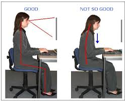 sitting posture , proficient sitting pose , forestall dorsum pain