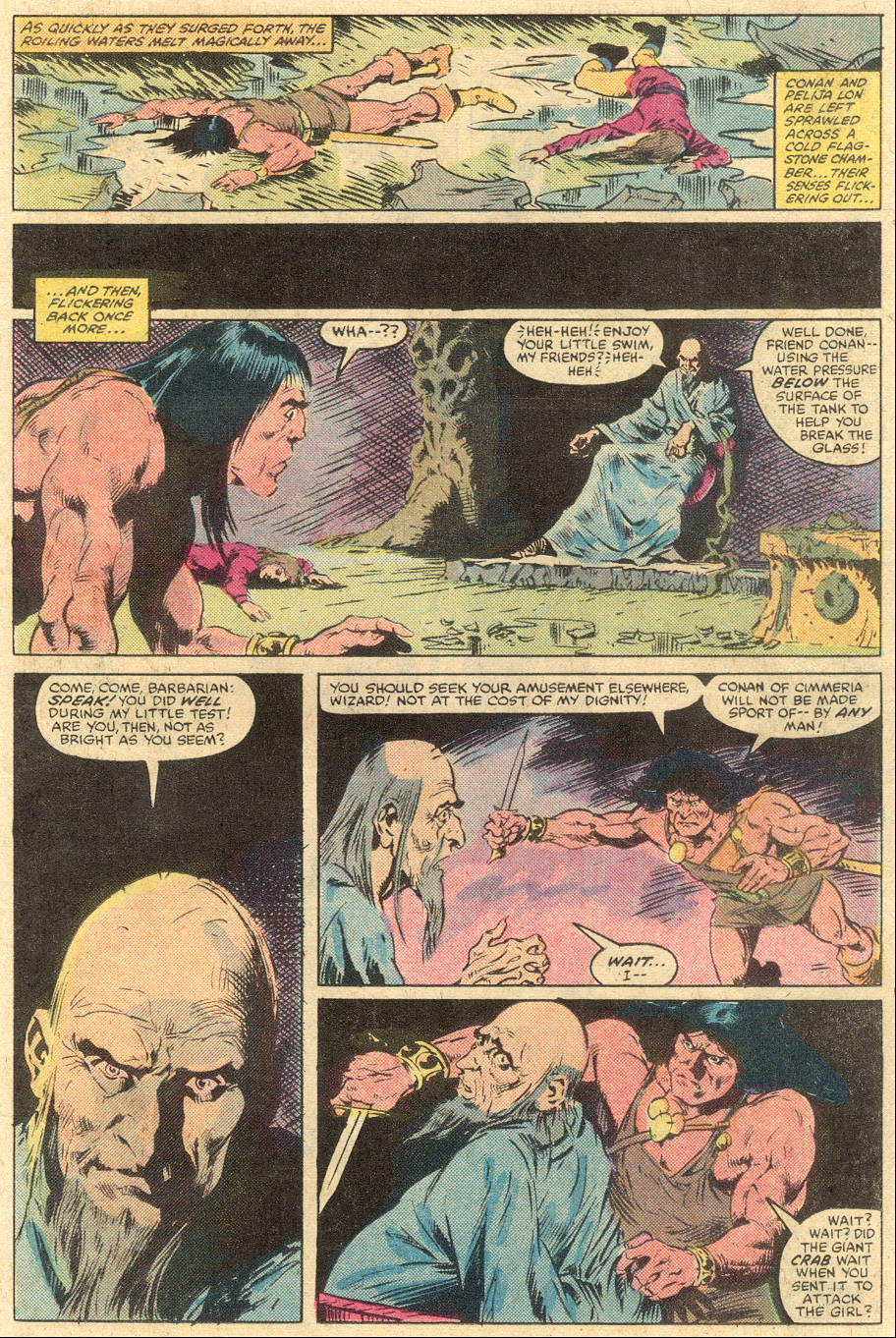 Conan the Barbarian (1970) Issue #138 #150 - English 9