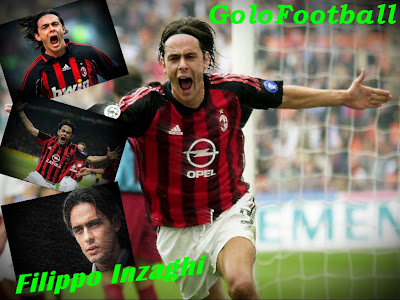Filippo Inzaghi HD wallpaper