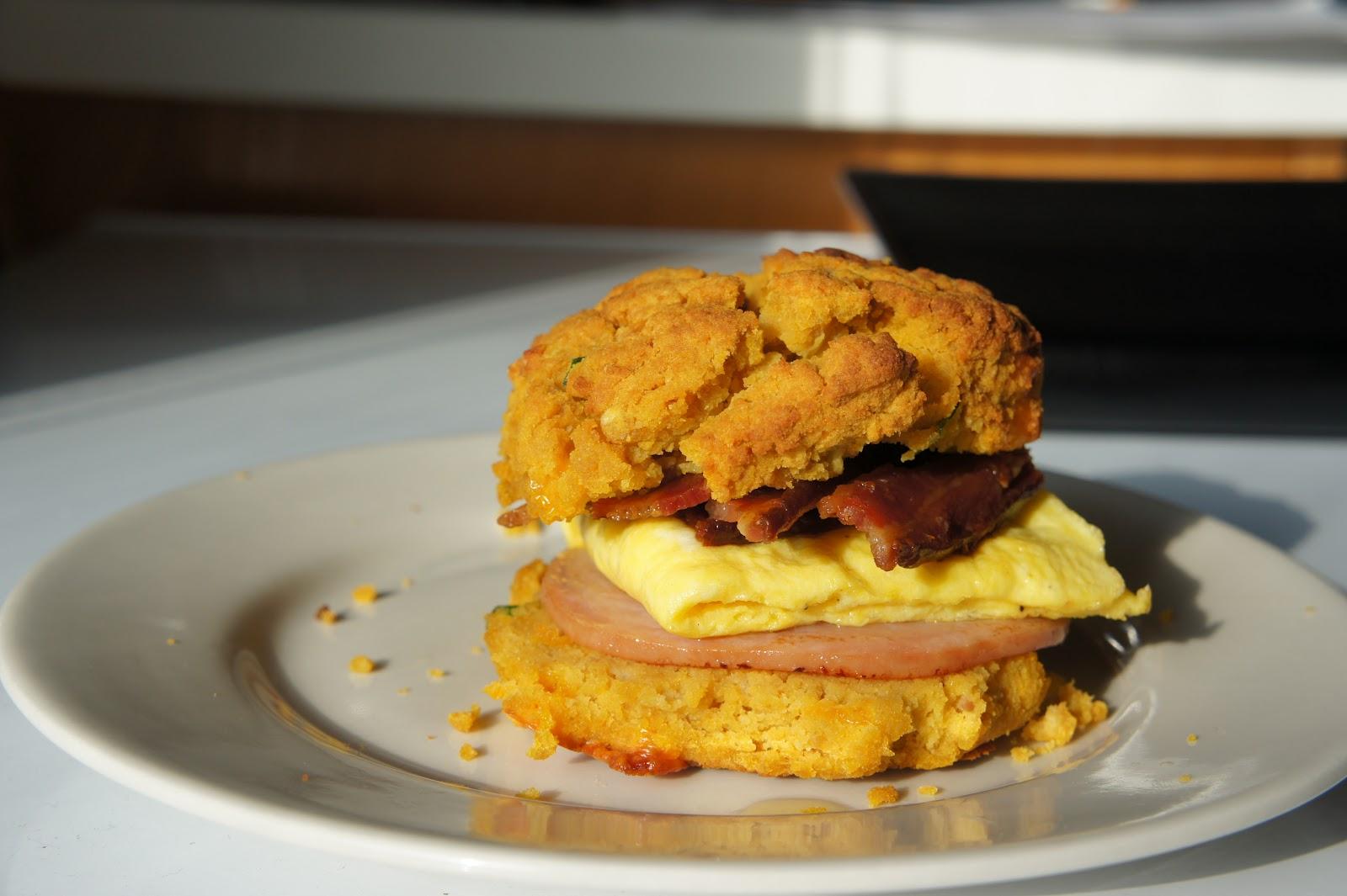 Mrs. Paleo: Paleo Savory Bacon Biscuits