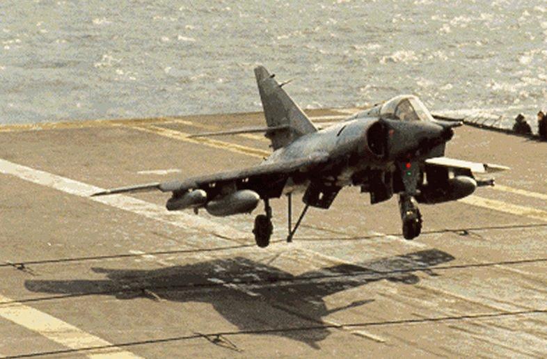 Dassault Super Etendard Light Weight Strike Fighter