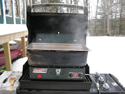 Sugaring on the Gas Grill