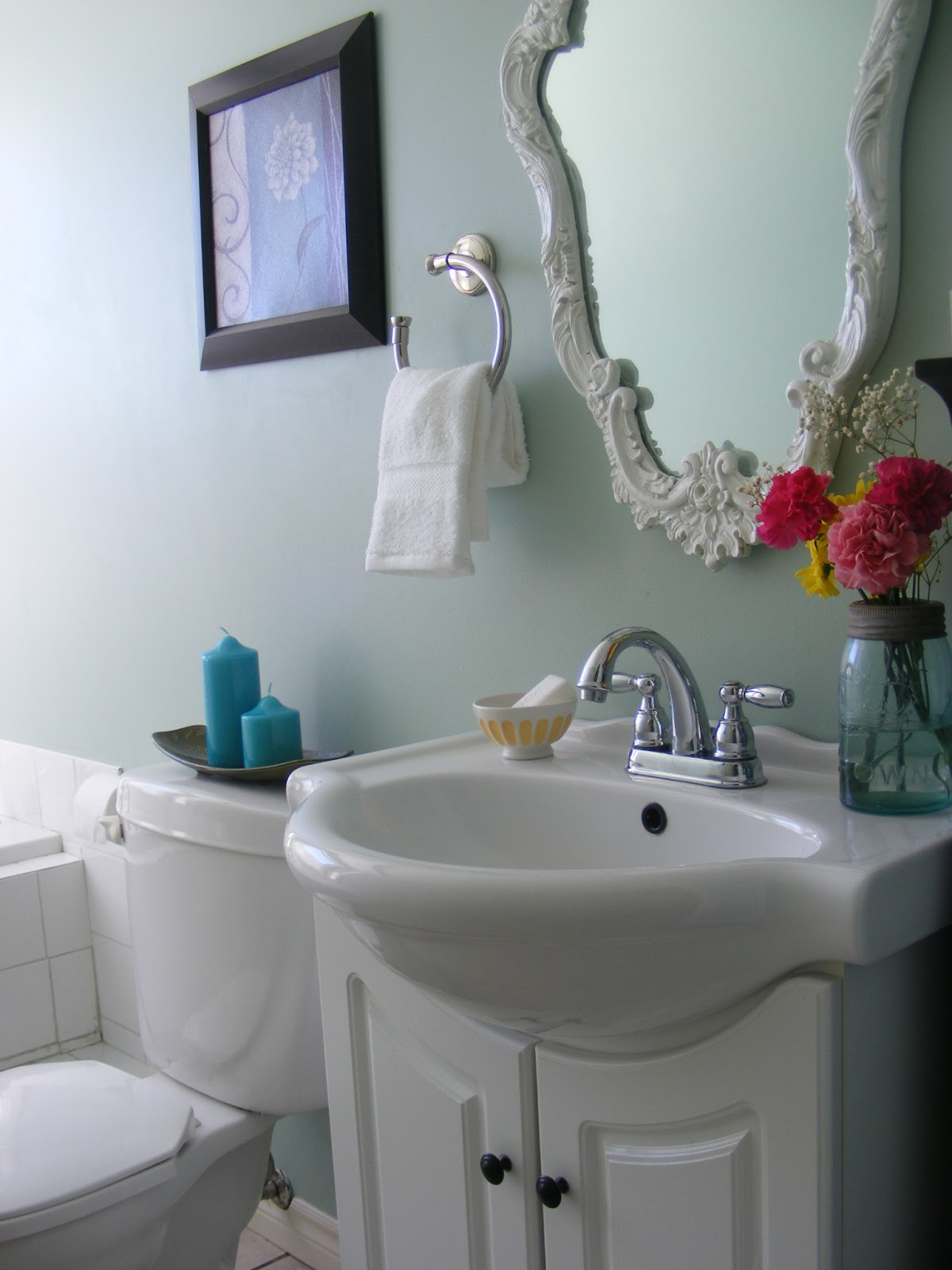 How To Have An Always Clean Bathroom In Minutes A Day The - Bathroom in a day