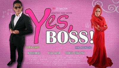 Drama Yes Boss Episod 13