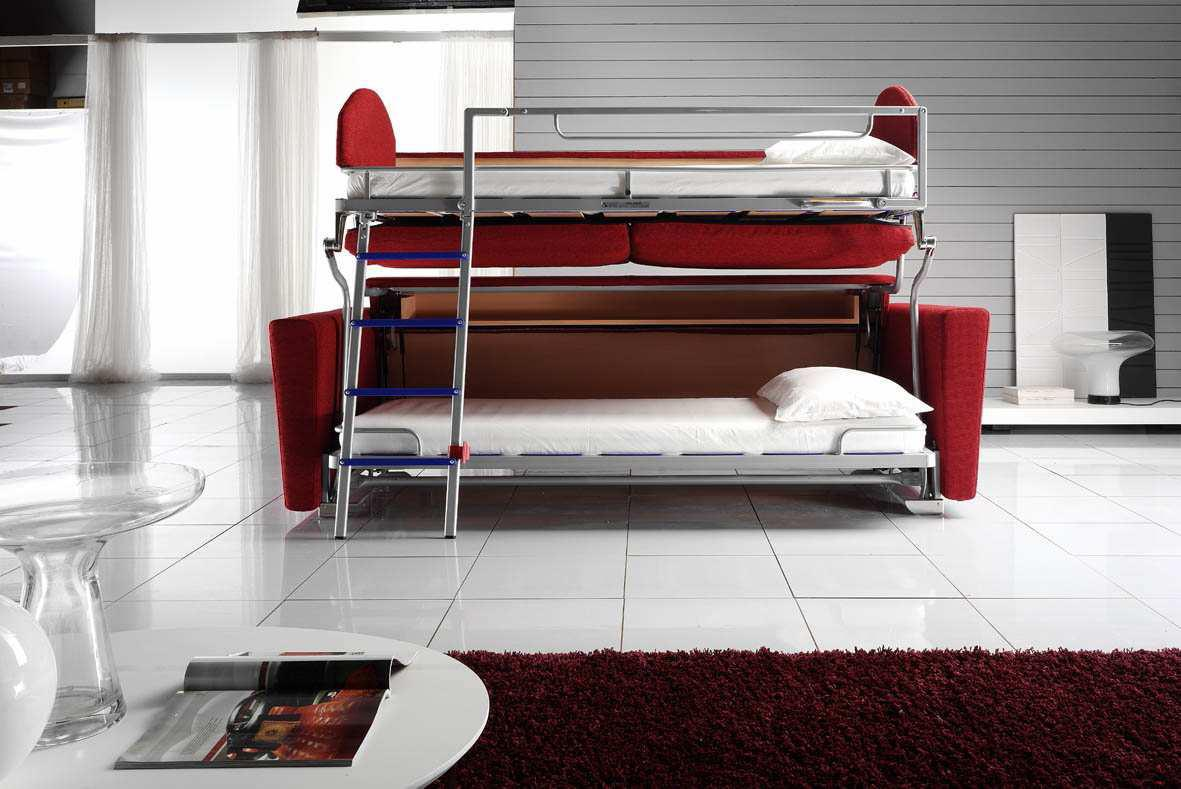 Jmmy group consulting for Couch that turns into a bunkbed