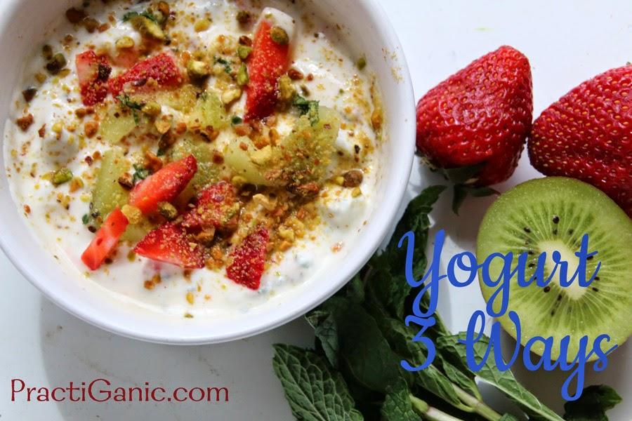 Vegan Breakfast - 3 ways
