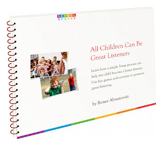 All Children Can Be Great Listeners E-book