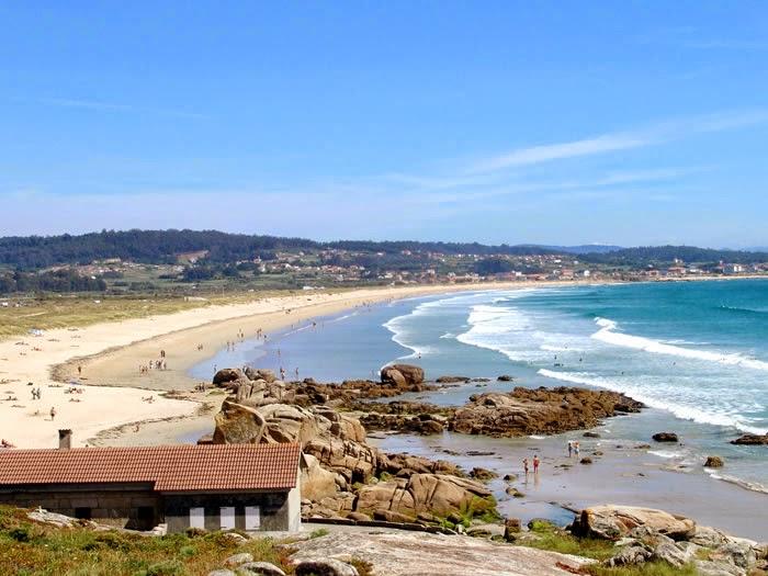 Qué visitar en Galicia, A Lanzada